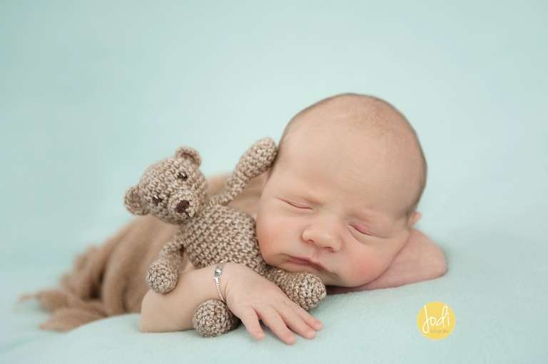 newborn fotoshoot Rhoon