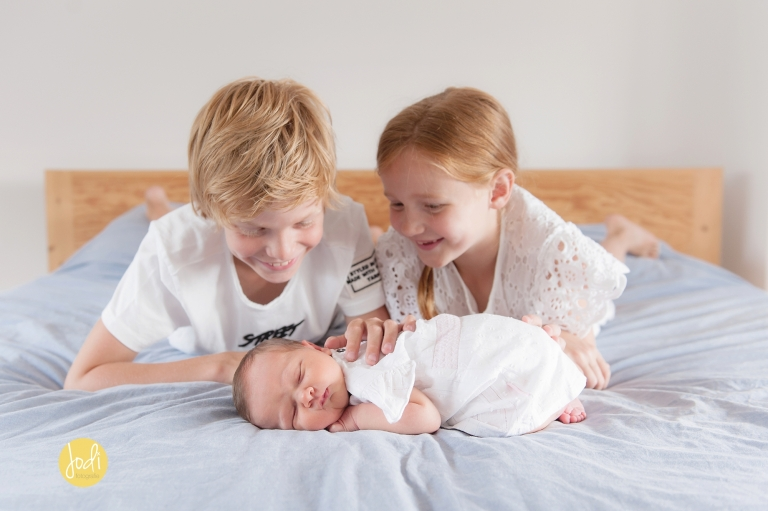 lifestyle newborn baby fotoshoot
