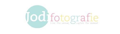 Jodi fotografie logo